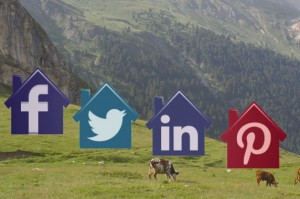 If Social Media Sites Were Real Places, What Would They Be?