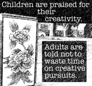 Stop Laughing at Creative Adults